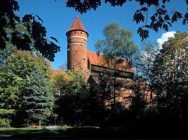 Film promujący zamek Kapituły Warmińskiej w Olsztynie. - full image