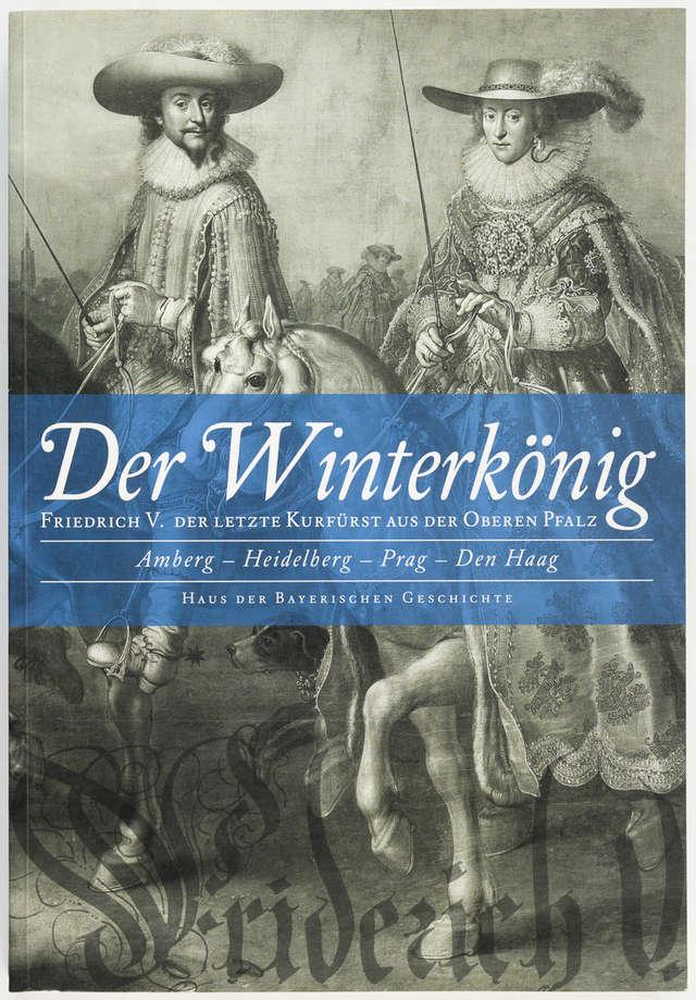 Otwarcie wystawy Der Winterkönig. Friedrich V. der letzte Kürfürst aus der Oberen Pfalz (Zimowy król. Fryderyk V ostatni elektor Górnego Palatynatu).  - full image