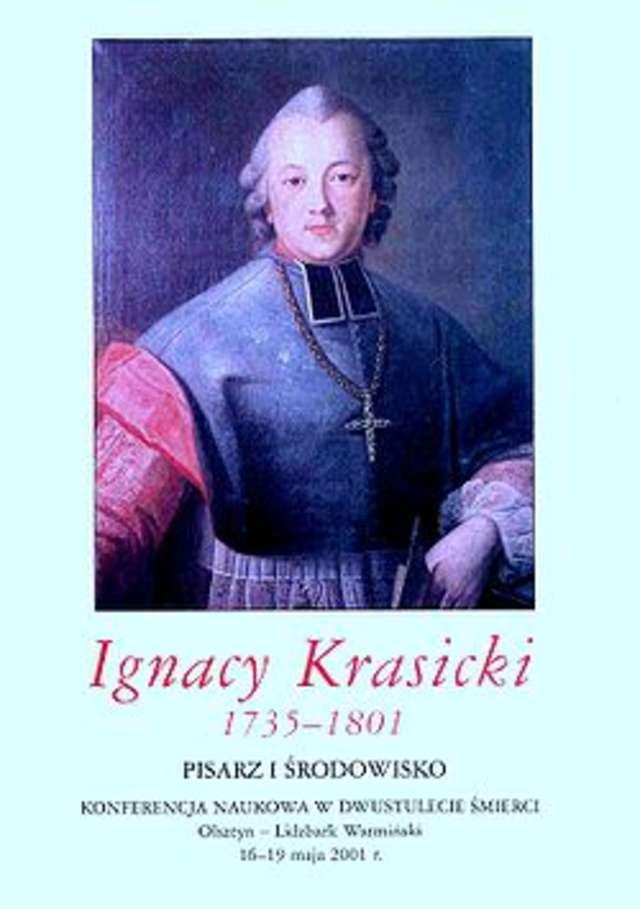 Na zamku w Olsztynie odbyło się otwarcie i pierwszy dzień konferencji naukowej Ignacy Krasicki 1735-1801. Pisarz i środowisko - full image