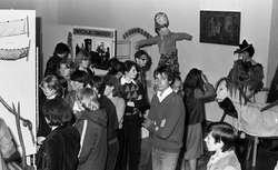 W Muzeum im. Wojciecha Kętrzyńskiego na zamku w Kętrzynie otwarto wystawę etnograficzną przygotowaną przez Muzeum Budownictwa Ludowego w Olsztynku.
