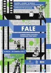 Wystawa Fale