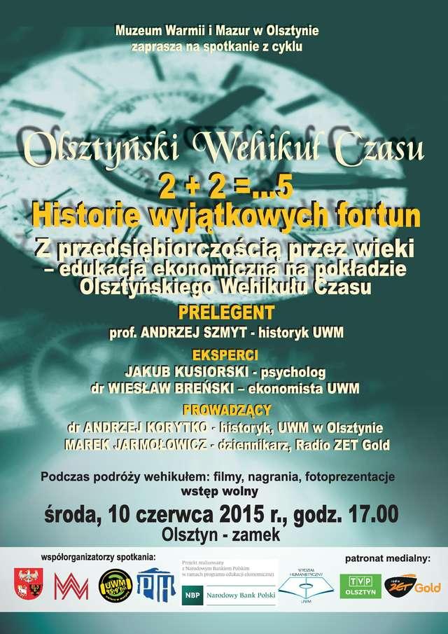 Olsztyński Wehikuł Czasu - full image