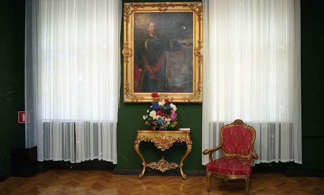 Otwarcie wystawy pt.: Portret w malarstwie barokowym. - full image