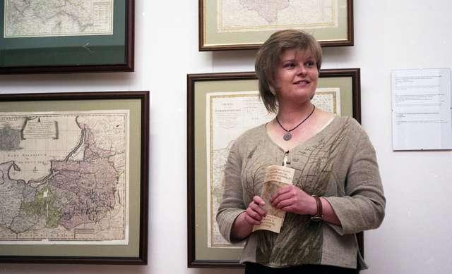 Otwarcie wystawy pt.: Przestrzeń Warmii i Mazur w kartografii XVI–XX w.  - full image