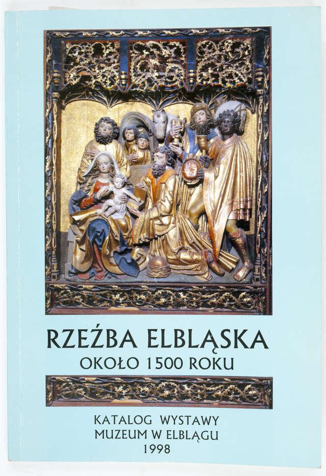 Otwarcie wystawy pt.: Rzeźba elbląska ok. 1500.  - full image