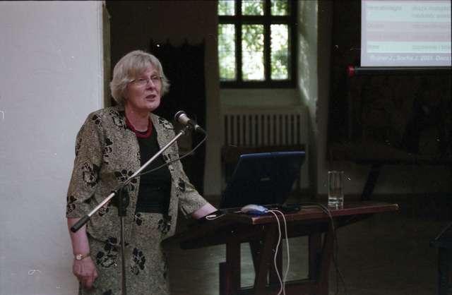 Wieczory zamkowe - cykl Olsztyńscy uczeni - full image