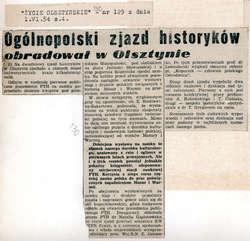 Prasa podsumowała Ogólnopolski Zjazd Historyków