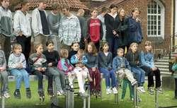 Z okazji Międzynarodowego Dnia Dziecka na zamku w Olsztynie zorganizowano imprezę plenerową Muzeum Warmii i Mazur Dzieciom.