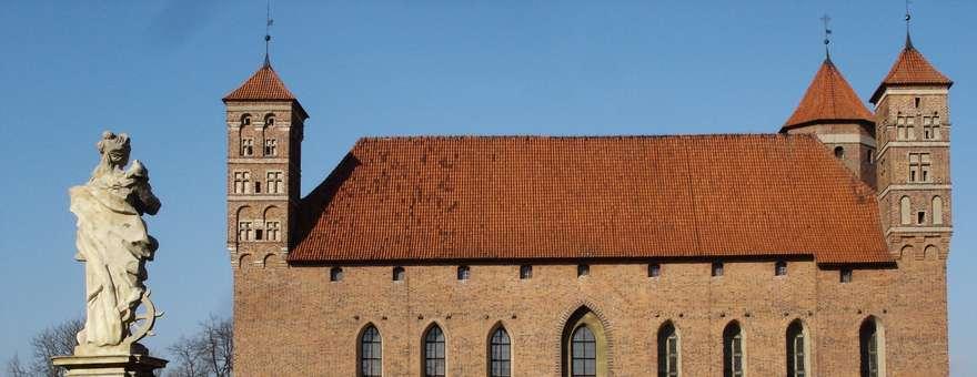 Zamek ożywa - dzień otwarty na lidzbarskim zamku.