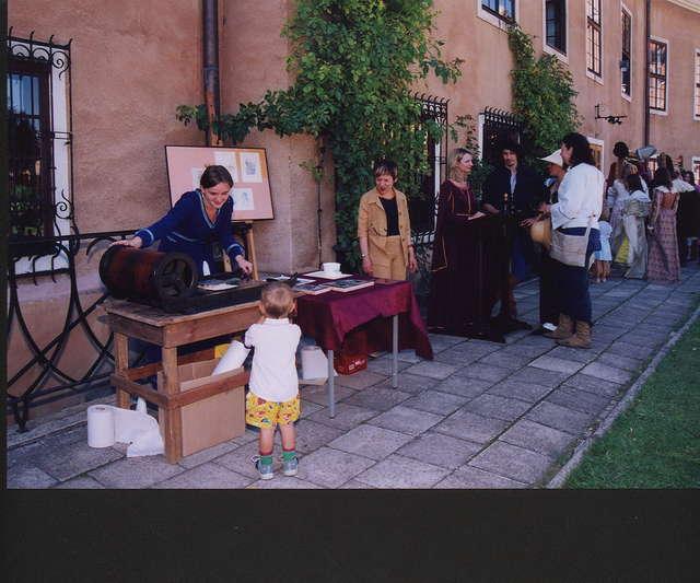 6 i 7 sierpnia w Muzeum im. Johanna Gottfrieda Herdera w Morągu celebrowano Weekend z Herderem. - full image