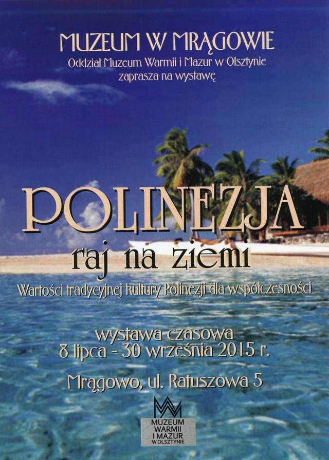 Otwarcia wystaw: *Polinezja – raj na ziemi  *Sport w medalierstwie z lat 1954-2002  - full image