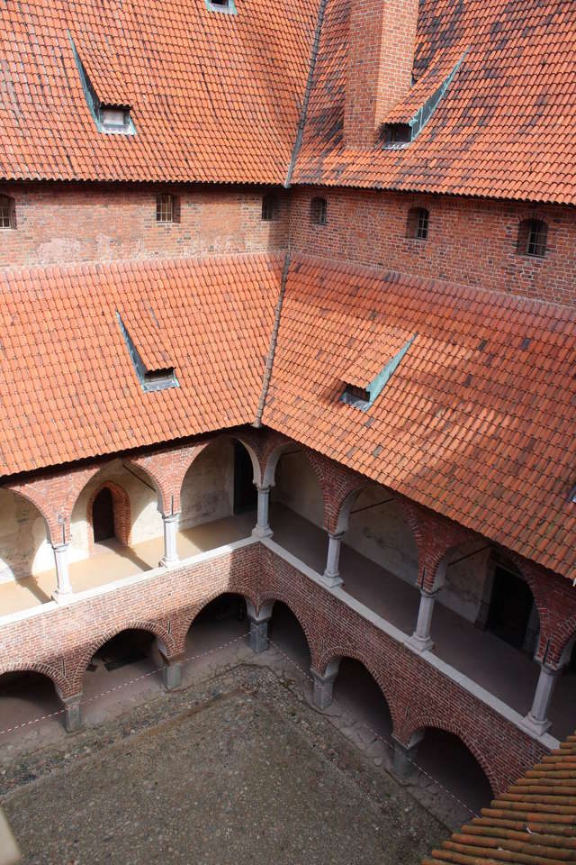 Podstawowe informacje o rewitalizacji zamku w Lidzbarku Warmińskim  - I etap projektu norweskiego.  - full image