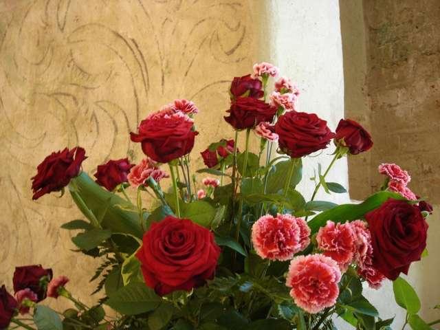 Imieniny biskupa Ignacego Krasickiego – Święto róż - full image