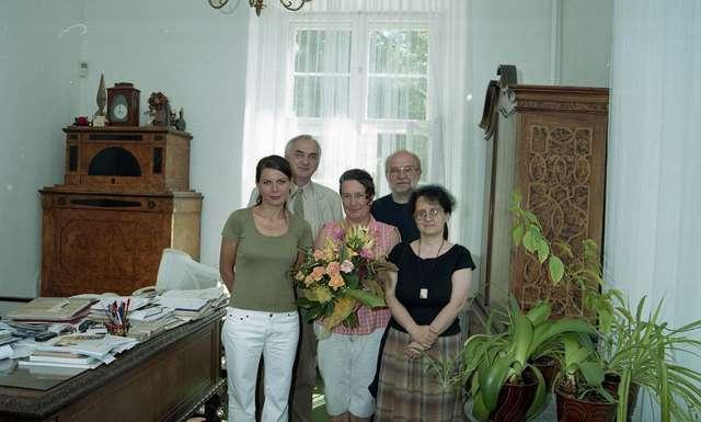 Po ponad 31 latach pracy na kilku stanowiskach pożegnała się z Muzeum Warmii i Mazur Ewa Guski. - full image