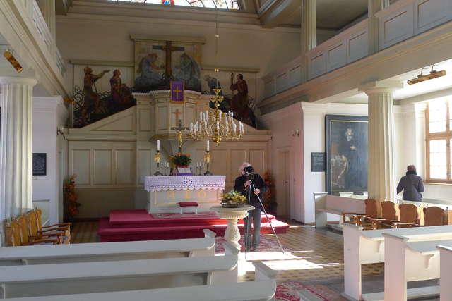 Kościół w Mikołajkach - full image