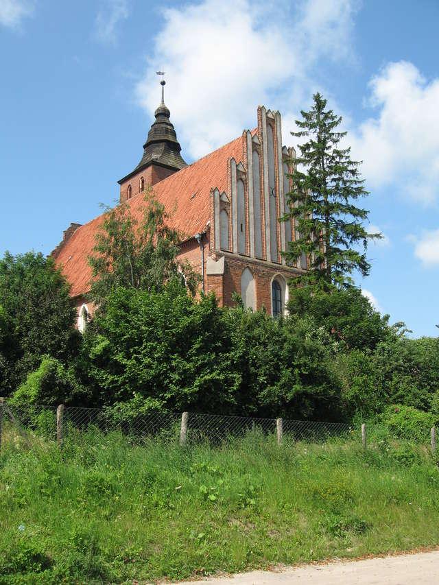 Kościół w Suszu - full image