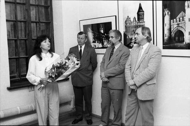 Otwarcie wystawy pt.: Königsberg – Królewiec  - full image