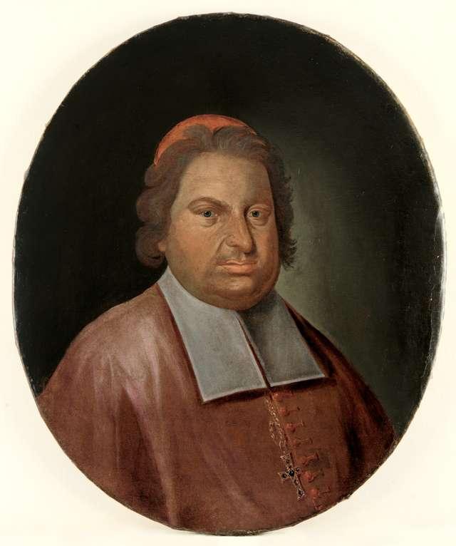 Portret bpa Teodora A. Potockiego ze zbiorów Muzeum Warmii i Mazur - full image