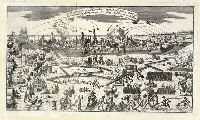 Gdańsk, Oblężenie 1807. - full image