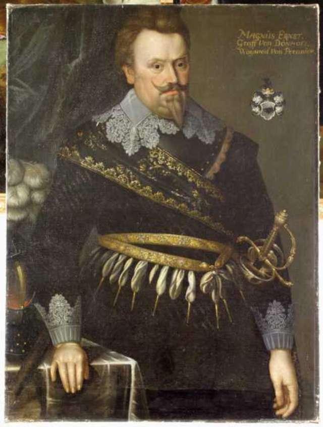 Portret Magnusa Ernesta Doenhoffa (1581–1642) - full image