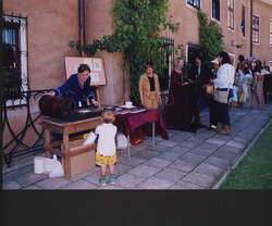 6 i 7 sierpnia w Muzeum im. Johanna Gottfrieda Herdera w Morągu celebrowano Weekend z Herderem.