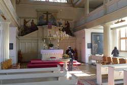Kościół w Mikołajkach