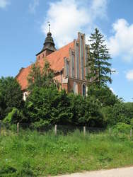 Kościół w Suszu