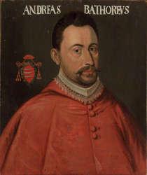 Portret kardynała Andrzeja Batorego