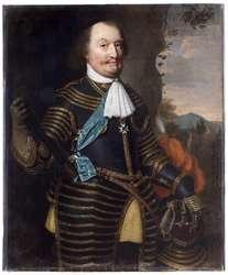 Portret księcia Jana Maurycego Nassau-Siegen.