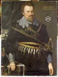 Portret Magnusa Ernesta Doenhoffa (1581–1642)