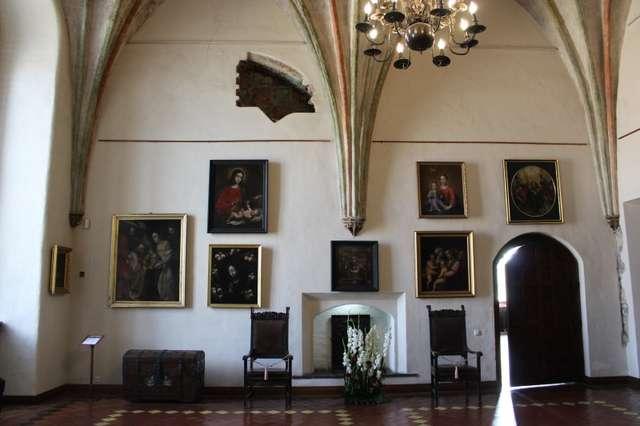 Zmiany w zwiedzaniu lidzbarskiego zamku - full image