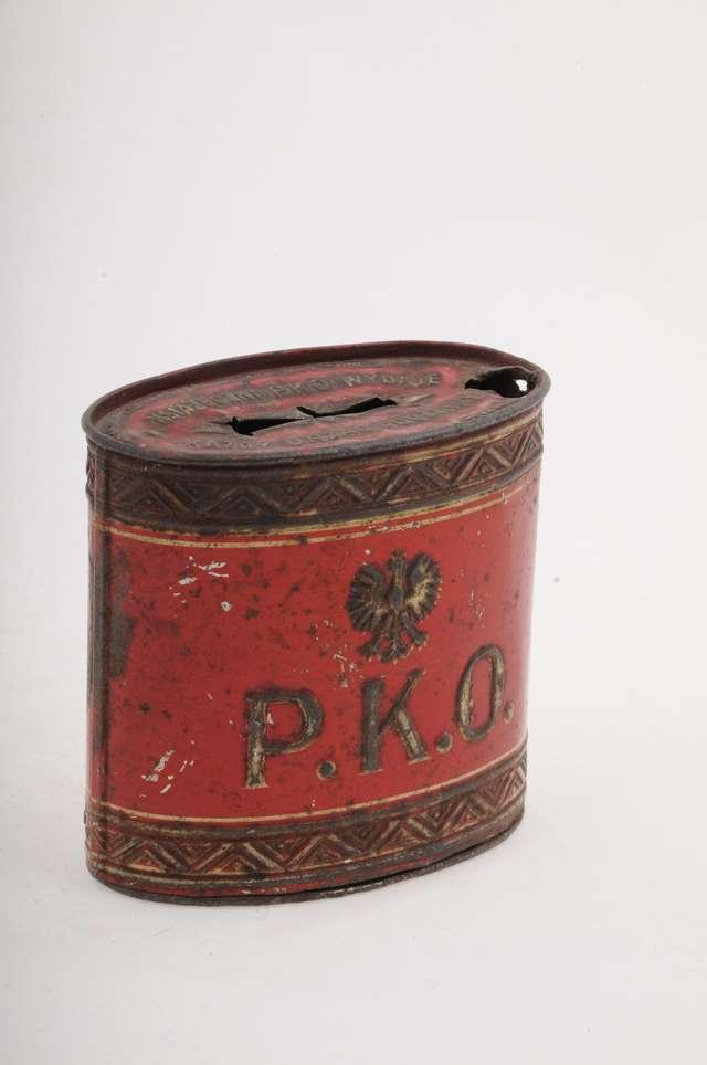 Skarbonki z XVI-XX wieku. Wystawa ze zbiorów Muzeum Historycznego w Trokach - full image
