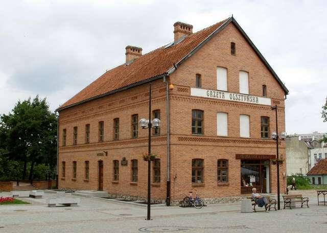 Lekcje i warsztaty muzealne w Domu Gazety Olsztyńskiej - full image
