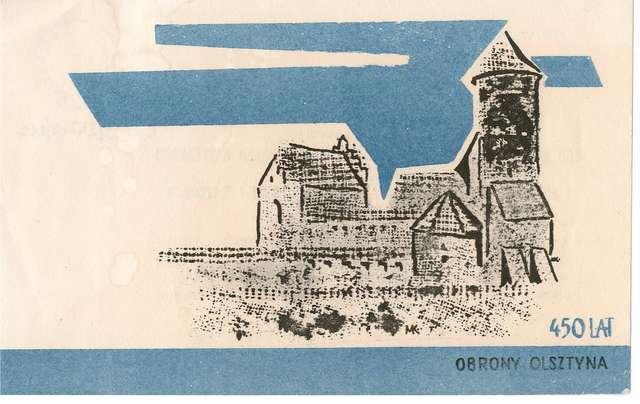 Plenarne posiedzenie komitetu z okazji 450 rocznicy obrony zamku olsztyńskiego przed krzyżakami i 25-lecie muzealnictwa polskiego na Warmii i Mazurach   - full image