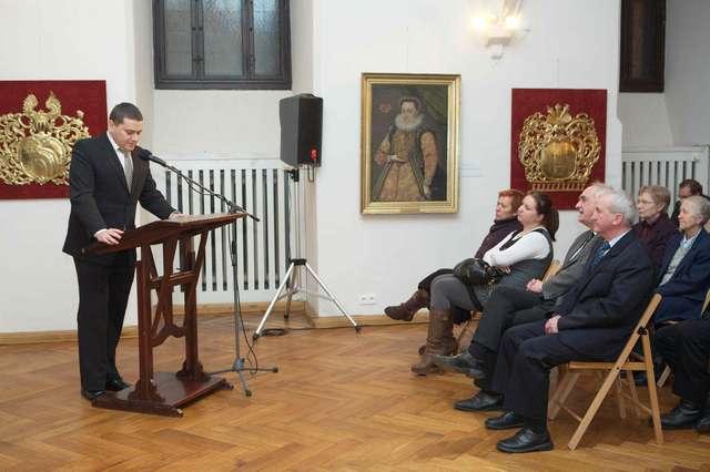 Wieczór zamkowy – W 150. rocznicę wybuchu Powstania Styczniowego – dr Tomasz Chrzanowski - full image
