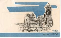 Plenarne posiedzenie komitetu z okazji 450 rocznicy obrony zamku olsztyńskiego przed krzyżakami i 25-lecie muzealnictwa polskiego na Warmii i Mazurach