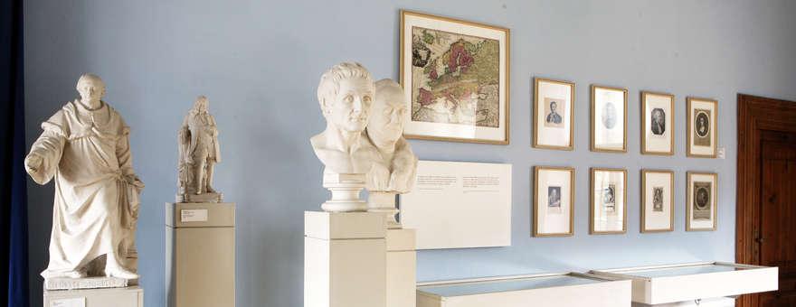 Johann Gottfried Herder - pisarz i filozof historii, wielki obywatel   Morąga (1744-1803) - wystawa stała