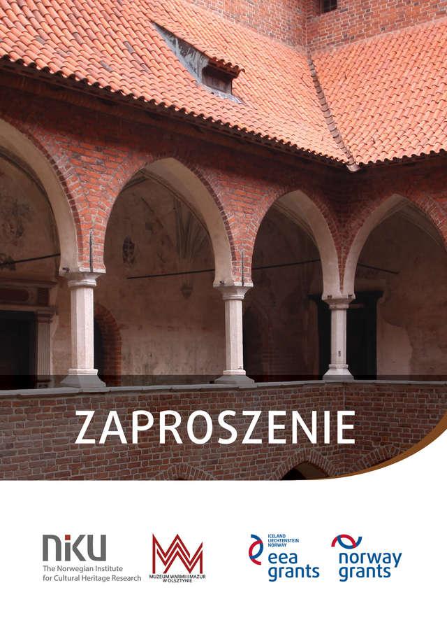 Polsko-norweska konferencja POD LUPĄ KONSERWATORA  - full image