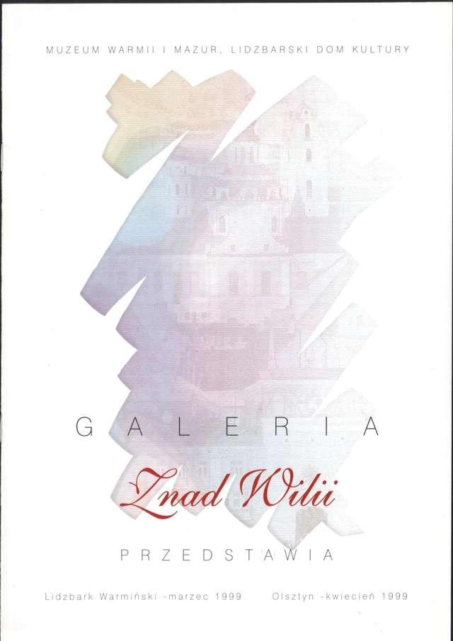 Wystawa – Galeria Znad Wilii przedstawia - full image