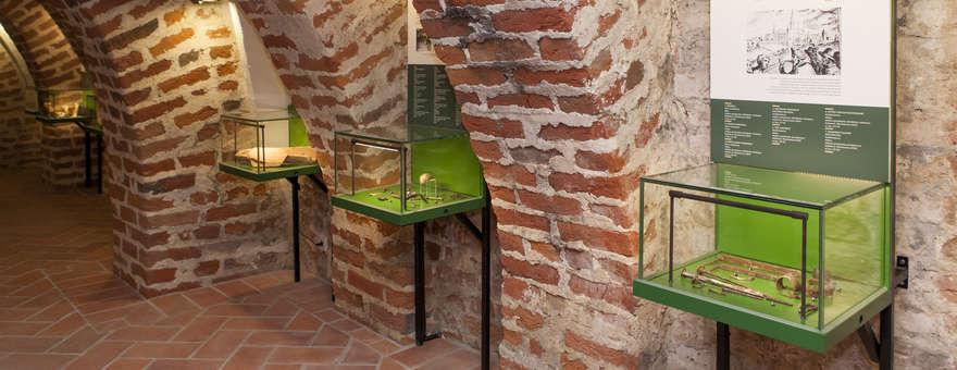 Dzieje budowlane zamku biskupów w Lidzbarku Warmińskim - wystawa stała