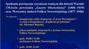 """Europejska Noc Muzeów w Domu """"Gazety Olsztyńskiej"""""""