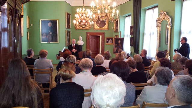 """""""Muzyka w pałacowych pokojach"""" w Morągu - full image"""