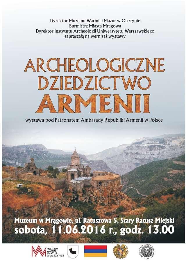 Archeologiczne dziedzictwo Armenii - full image