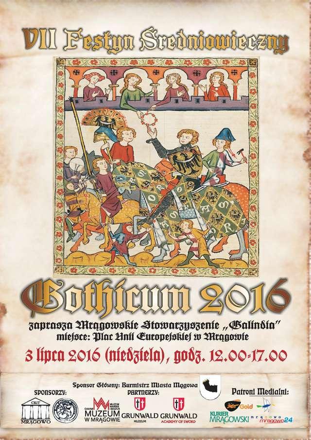 VII Festyn Średniowieczny Gothicum - full image