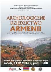 Archeologiczne dziedzictwo Armenii