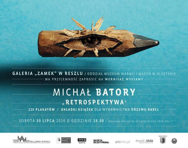 Michał Batory – Retrospektywa - full image