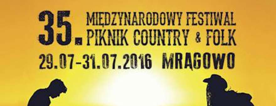 Jubileuszowa wystawa 35 - lecia Festiwalu Pikniku Country w Mrągowie