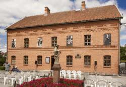 Das Haus von Gazeta Olsztyńska