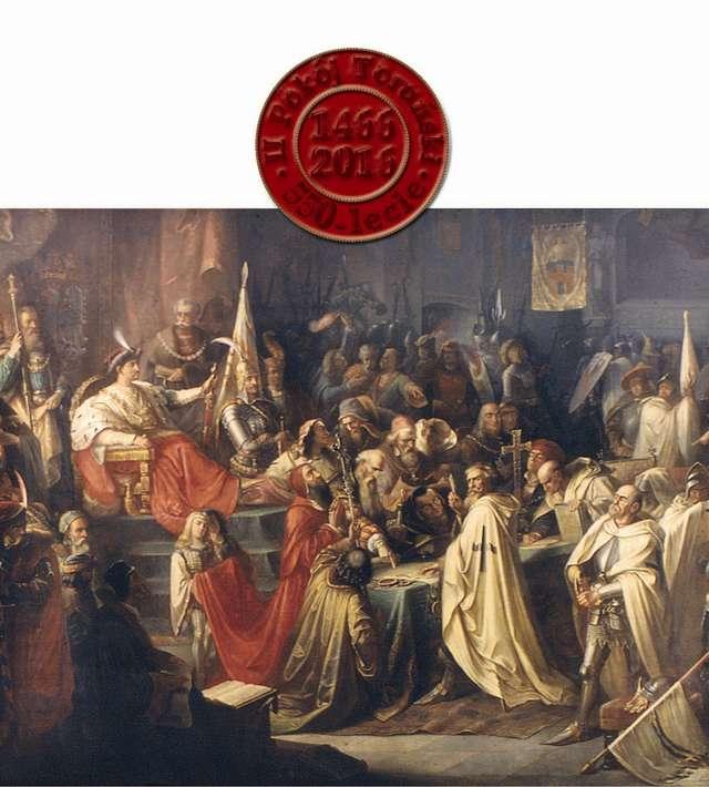 Spotkania z historią - 550-lecie II pokoju toruńskiego - full image
