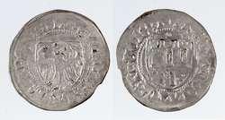 Pamiątki ze zbiorów Gabinetu Numizmatycznego Muzeum Warmii i Mazur w Olsztynie w 550-lecie II pokoju toruńskiego
